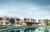 Riva Boutiqe Development with sea views in Marbella