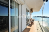 Palmanova, Sea View Apartment With Three Bedrooms For Sale Palmanova, Mallorca, Spain