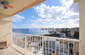 Sea View Modern One Bedroom Apartment For Sale Palmanova, Mallorca, Spain