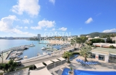 Palmanova, Sea View Penthouse Apartment For Sale In Portonova Apart/Hotel Palmanova, Mallorca, Spain