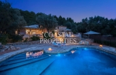 Authentic Country House With Swimming Pool For Sale Near The Village Andratx, Mallorca, Spain