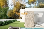 New Build luxury Property in Moraira Spain